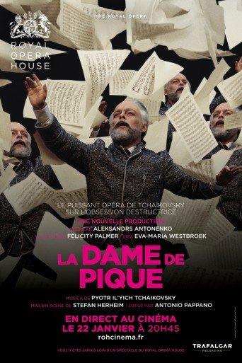 LA DAME DE PIQUE /ROH